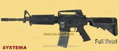 Training Weapon System M4A1 MAX 2008 Version by Systema